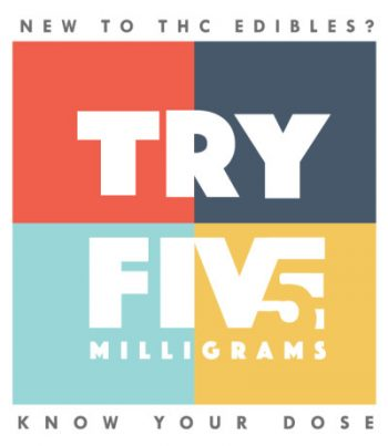"""Oregon Launches """"Try 5"""" Campaign for Marijauna Edibles"""