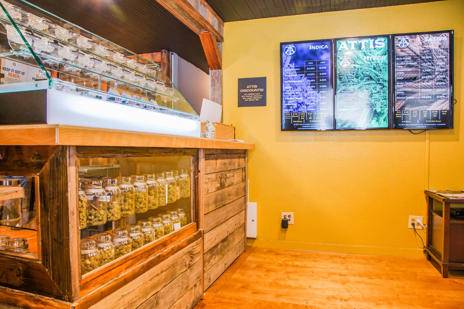 Lincoln City Dispensary